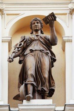 Goddess Gig (in ancient Greek mythology she gives to