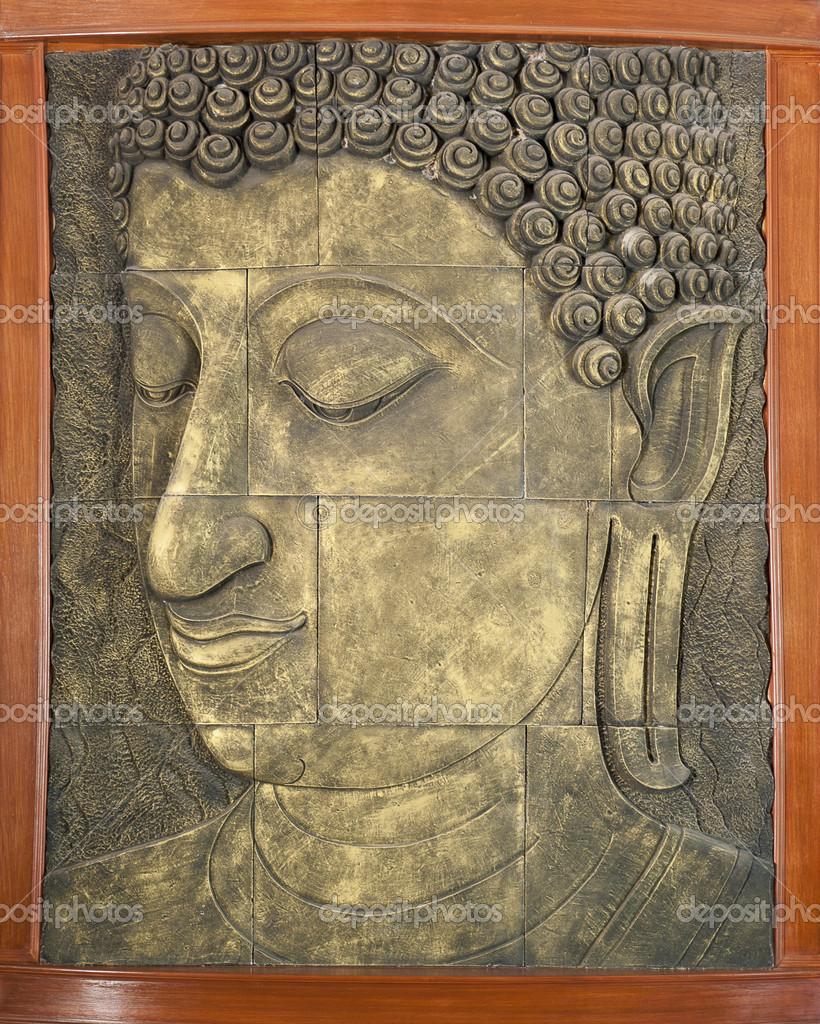 Buddha door panel u2014 Stock Photo #18563871 & Buddha door panel u2014 Stock Photo © kaphotokevm1 #18563871 pezcame.com