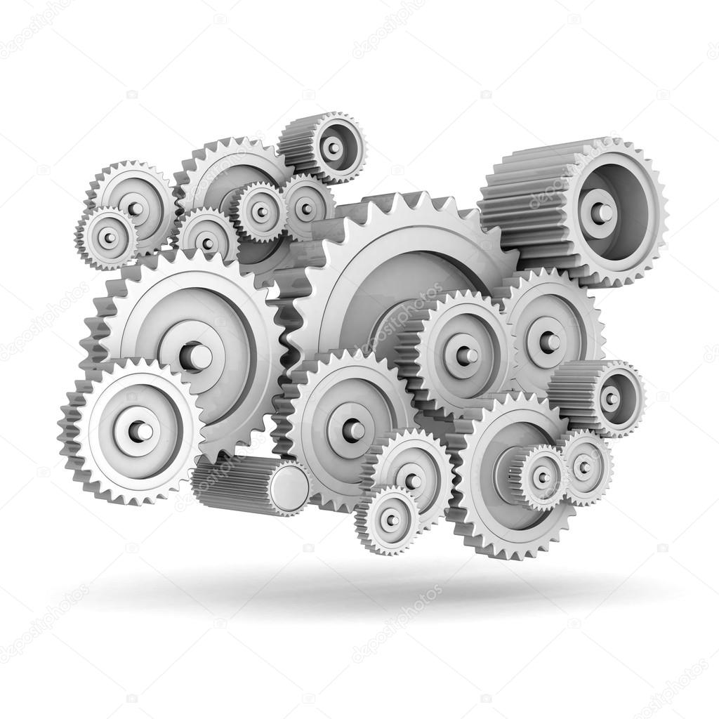 mechanical gears stock photo mrgarry 13472262