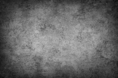 Grey grunge textured wall. Copy space
