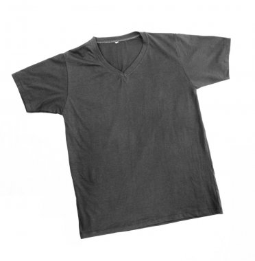 Black Tshirt Template