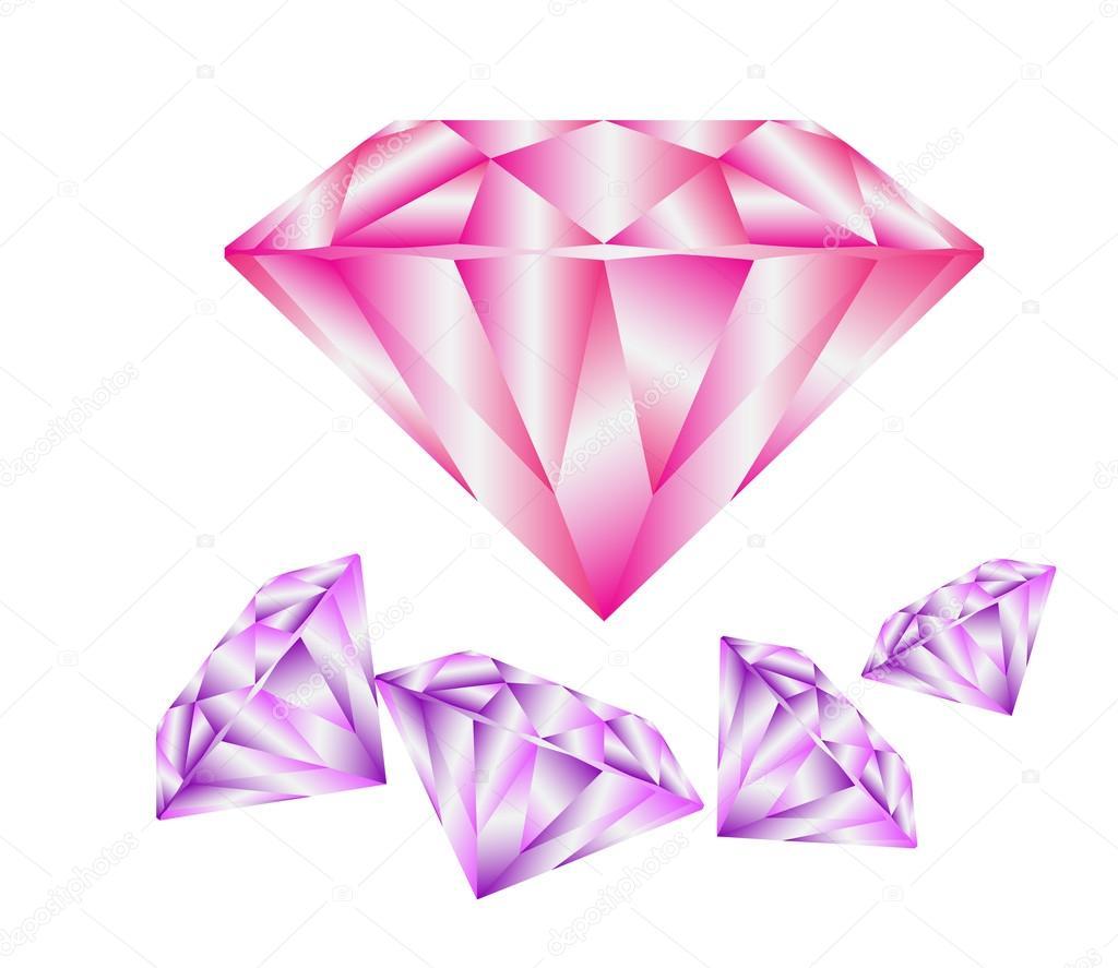 patrón de la anatomía del diamante — Vector de stock © koratmember ...