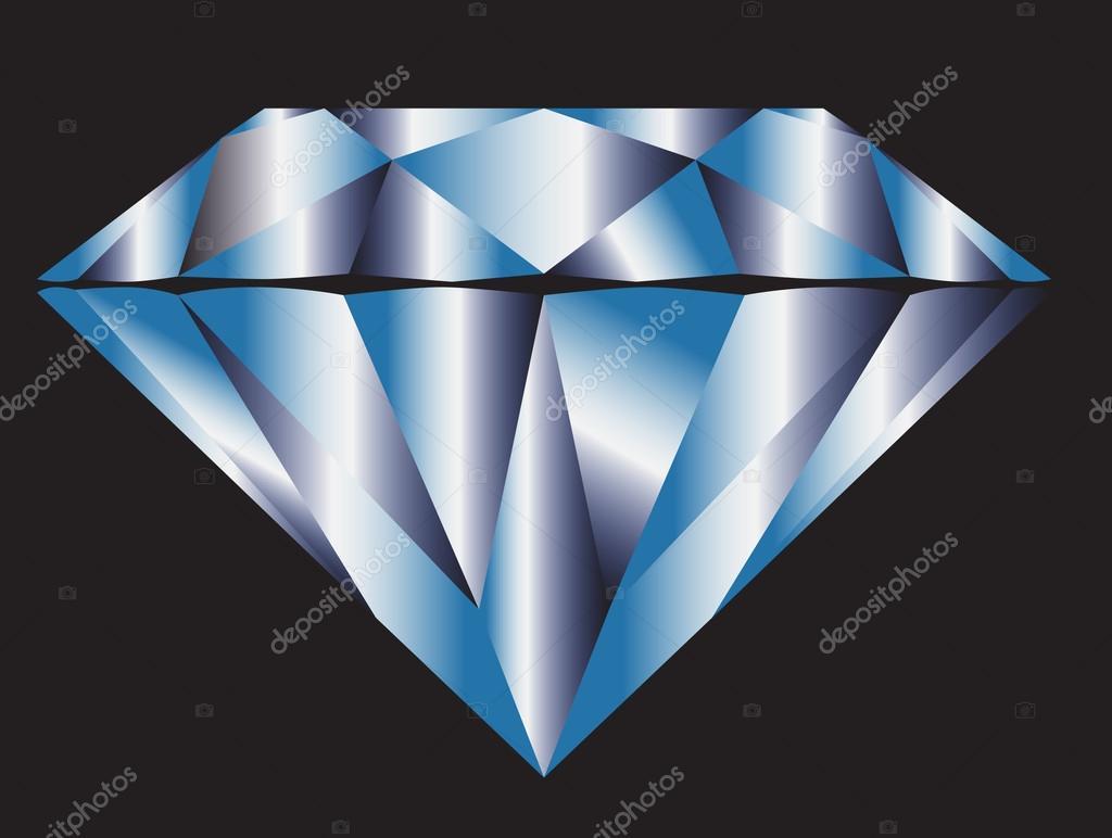 patrón de la anatomía del diamante — Archivo Imágenes Vectoriales ...