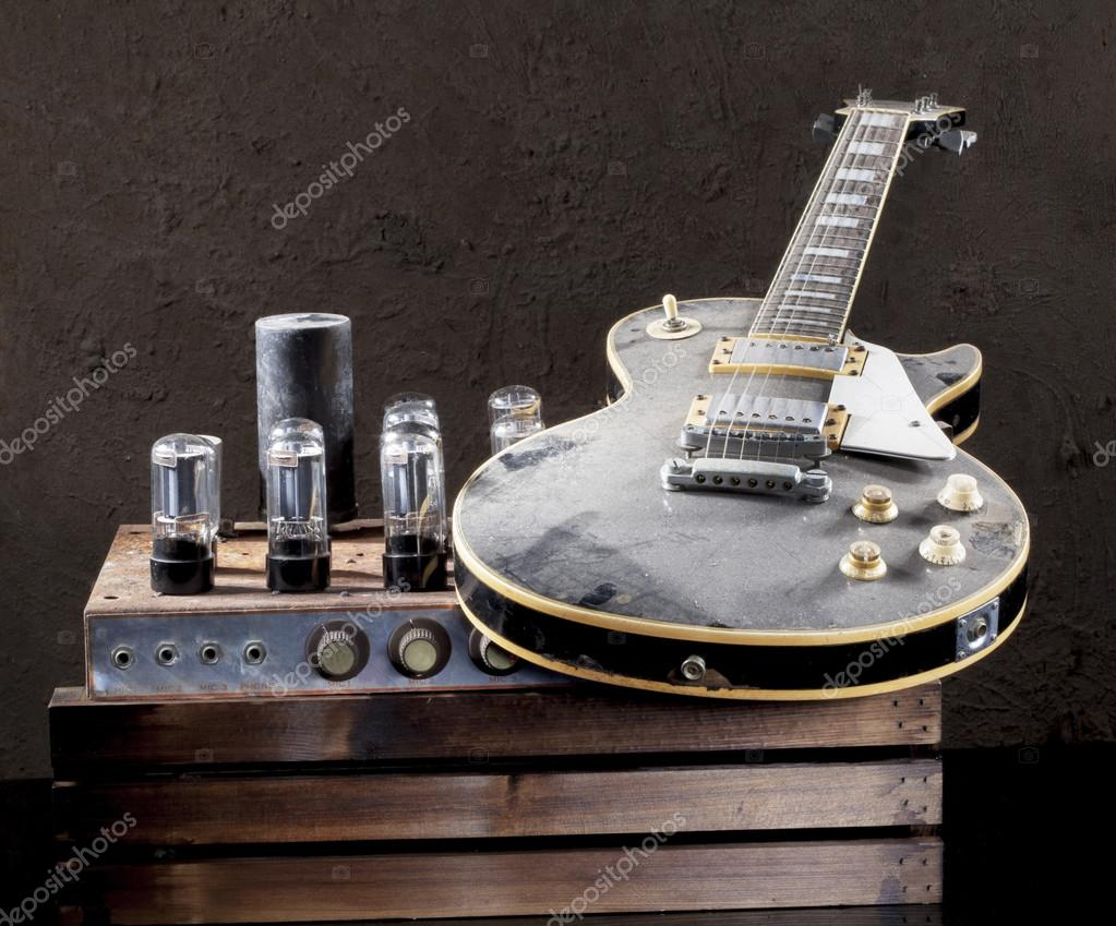 Guitar Valve Amplifier