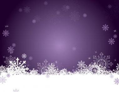 Christmas Background. Vector Illustration. Eps10.