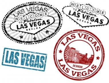Las Vegas stamps