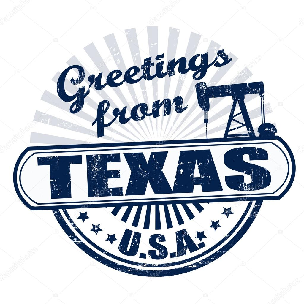 Greetings from texas stamp stock vector roxanabalint 30236405 greetings from texas stamp stock vector kristyandbryce Choice Image