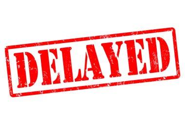 Delayed stamp