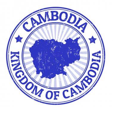 Cambodia stamp