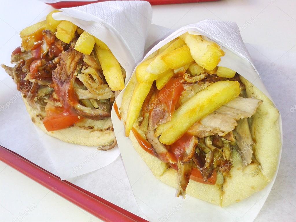 Mediterranean Fast Food Recipes
