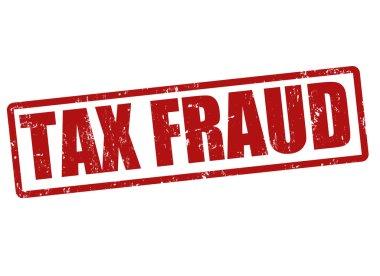 Tax fraud stamp