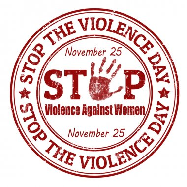Stop the Violence Day stamp