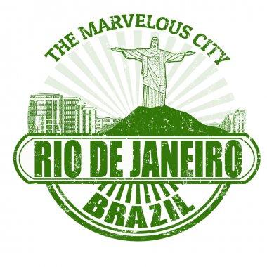 Rio de Janeiro ( The Marvelous City ) stamp