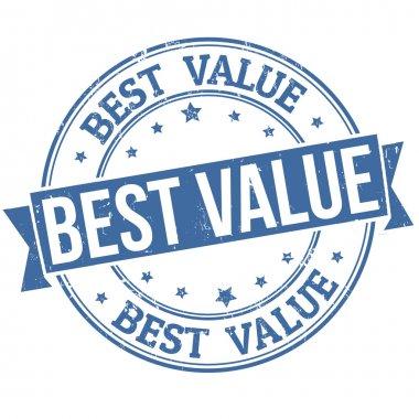 Best value stamp