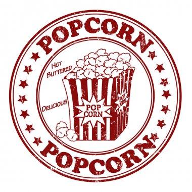 Popcorn stamp