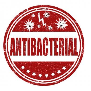 Antibacterial stamp