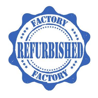 Factory refurbished stamp