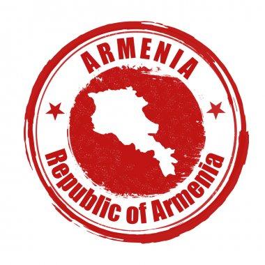 Armenia stamp