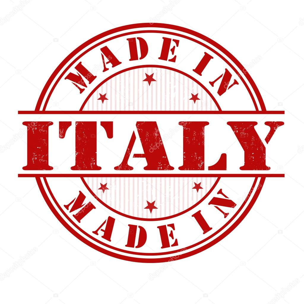 07c3f39855 Made in Italy stamp — Stock Vector © roxanabalint  45569717