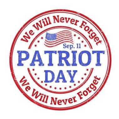 Patriot Day stamp