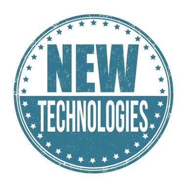 New technologies stamp
