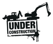 webové stránky stavební pozadí