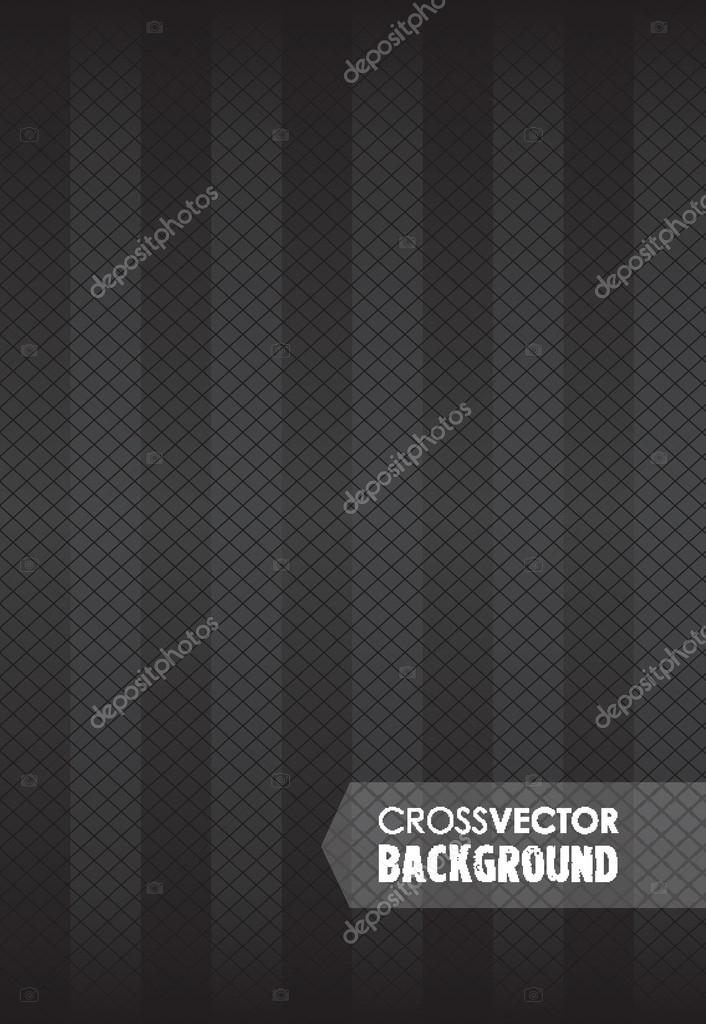 Cross line black background