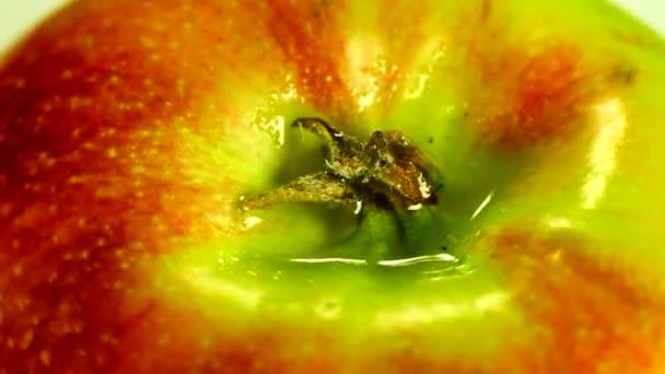 šťavnaté jablko