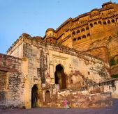 Photo Mehrangarh Fort in Jodhpur, Rajasthan, India