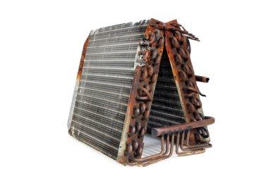 Old Evaporator Coil (4)
