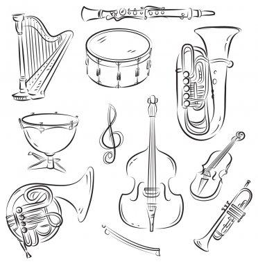 Symphony Orchestra Set