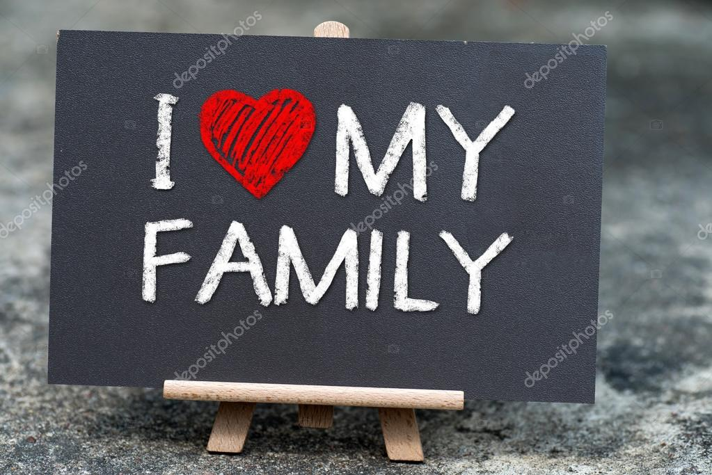 i love my family I love my family quotes - 1 i love my supporters i love my career i love my family read more quotes and sayings about i love my family.