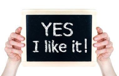 YES - I Like it !