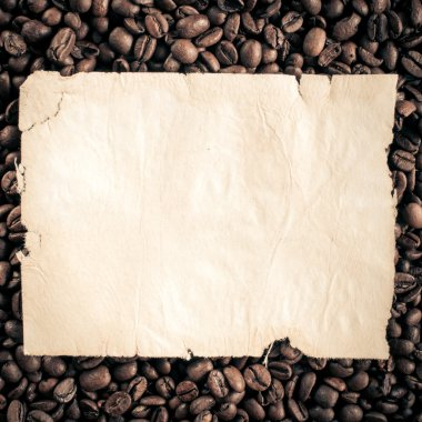 Note on coffee beans