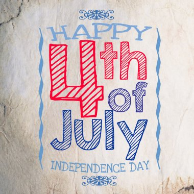 Happy independence day 4 of july