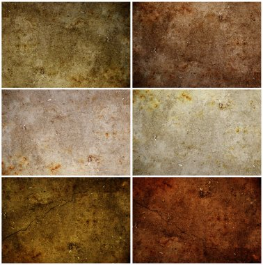 Vintage textures and backgrounds