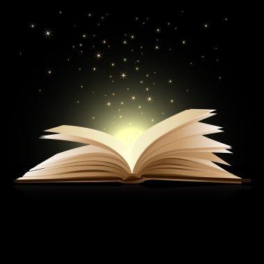 Open Book Magic