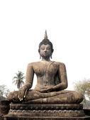 Sukhothai historický park, staré město Thajska