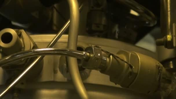 űrrepülőgép motor alkatrészek
