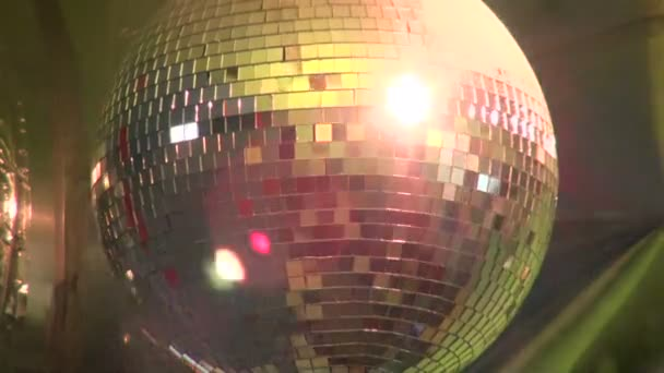 Discoball lights
