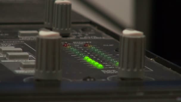 Egy hangfelvétel panel