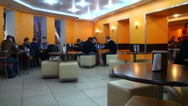 Eat in the restaurant