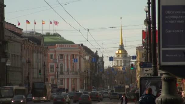 Az Admiralty- és Nevsky prospect