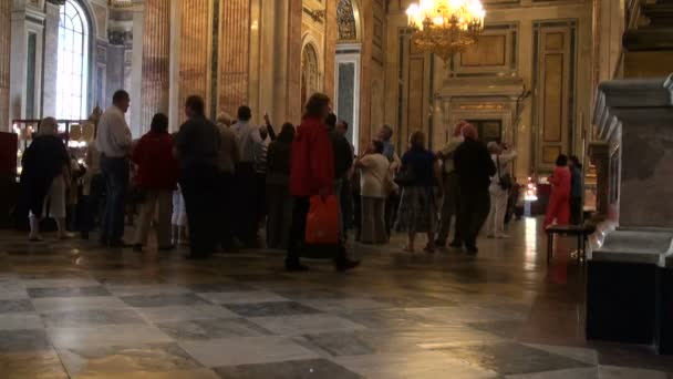 interiér pravoslavné církve