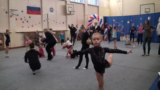 sportovní gymnastika, tělocvična