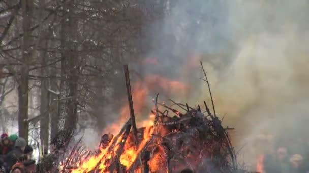 oheň a vypalování