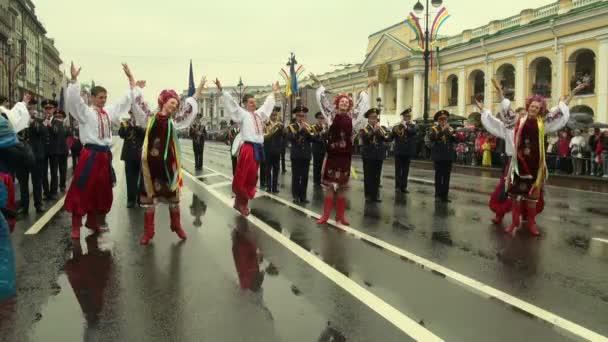 ruský lidový tanec
