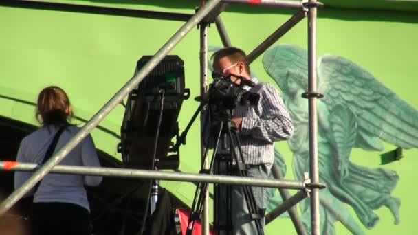 operátor kamery