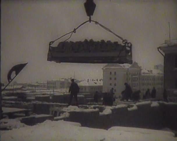 stavba v SSSR, Aktuality