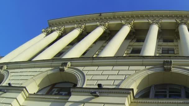 Institut für Wohnungs- und Tiefbau in St. petersburg.